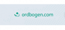 Logo for ordbogen.com