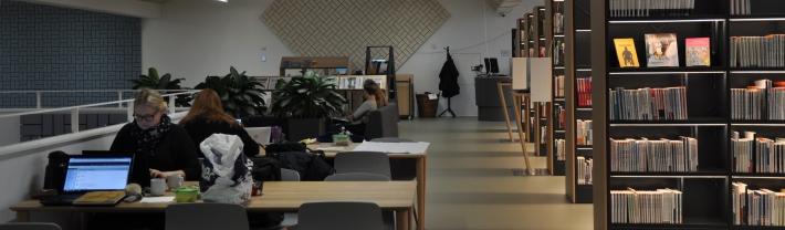 Biblioteket campus Aabenraa